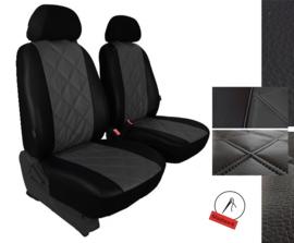 """Maatwerk Fiat """"Forced - Luxury""""  TALENTO   2 x voorstoel 1+1"""