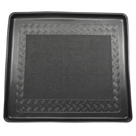 Kofferbakmat Boot liner Universeel  100 x 90 cm  Synthetisch Rubber