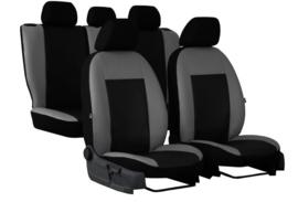 Maatwerk  Suzuki  ROAD - Complete stoelhoesset - KUNSTLEER