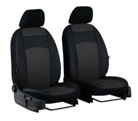 Maatwerk Suzuki ROYAL - Voorstoelen - STOF + KUNSTLEER