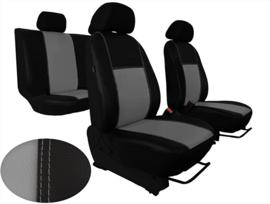 Maatwerk Hyundai Exclusive - Complete stoelhoesset - KUNSTLEER