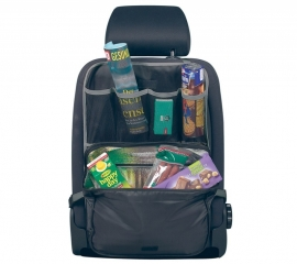 Organizer - Tas Cooler bag Antraciet  Art.nr. 30099