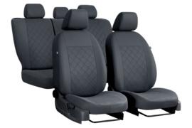 Maatwerk Audi DRAFT LINE  - Complete stoelhoesset - STOF