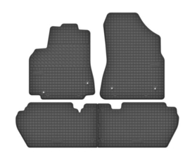 Peugeot Partner II  rubber matten 2008 - 2018