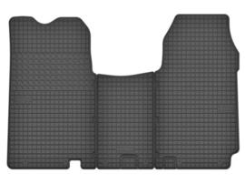 Rubbermat - op maat Renault Trafic II 2006-2014