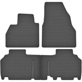 Mecedes Citan rubber matten 2012 - Art.nr M170510