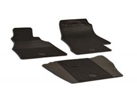 Mecedes Sprinter rubber matten 1995 - 2005 Art.nr W50542
