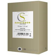 Cote Soleil Sauvignon Blanc - 10 liter Bag in Box