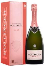 Bollinger  Rose Champagne in luxe geschenkdoos