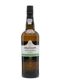 Graham's Fine White Port - 75cl