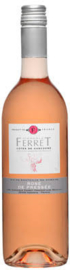 Vignoble Ferret `Rosé de Pressée` IGP Côtes de Gascogne Cabernet Sauvignon - Merlot