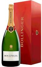 Bollinger Champagne Special Cuvée Brut Jeroboam in luxe rode kist