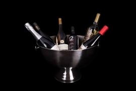 Champagnekoeler 'wijn'