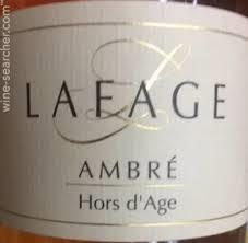 Domaine La Fage Rivesaltes Ambré Hors D'Age