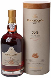 Graham's  30 Year Old Tawny Port  in luxe tube - 75cl