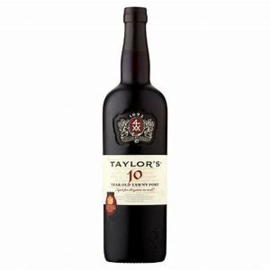 Taylor's  10 Year Old Tawny Port - 75cl