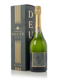 Champagne Deutz  - Brut Classic in geschenkverpakking