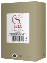 Cote Soleil Rose- 10 liter Bag in Box