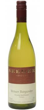 Weingut Seeger Weisser Burgunder