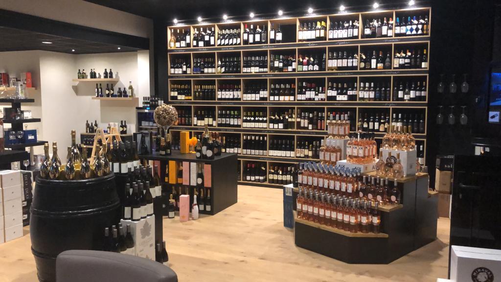 Wijnhalen, Stationsstraat 28 in Oisterwijk