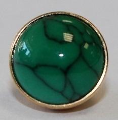 Goudkleurig Natuursteen groen