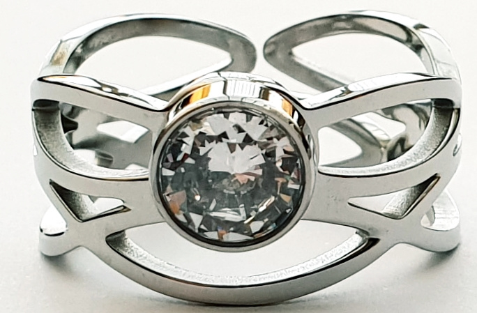 Model 5 zilverkleurig