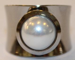 Model 16 zilverkleurig