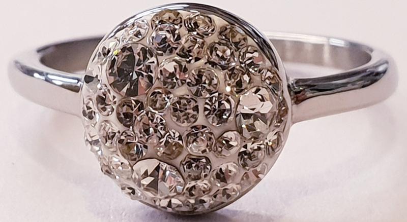 Model 20 zilverkleurig