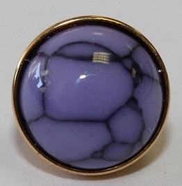 Goudkleurig Natuursteen paars