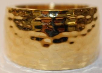 Model 2 goudkleurig