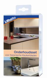 Lithofin Care-kit voor Keramische aanrechtbladen