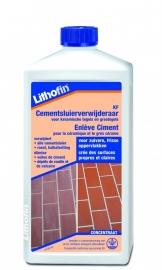 Lithofin KF Cementsluier-verwijderaar 1L