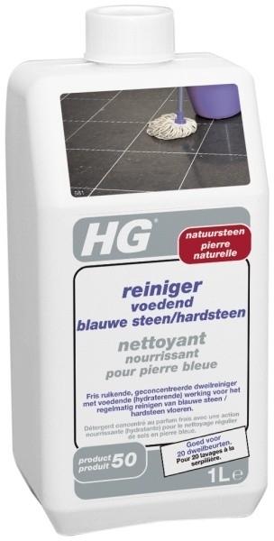 HG natuursteen onderhoud, HG reiniger voedend voor hardsteen(50)