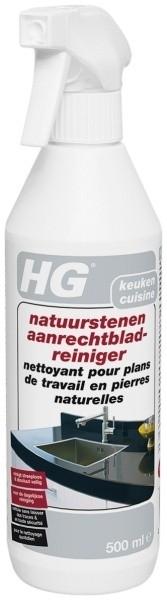 HG natuursteen reinigen, HG natuursteen aanrechtbladreiniger