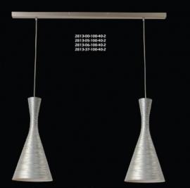 Industria - Vasso 2 en 3 lichts