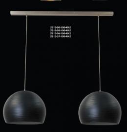 Industria - Globo 2 en 3 lichts