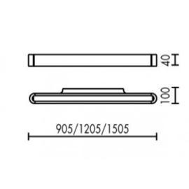 Artemide Talo (90, 120, 150)
