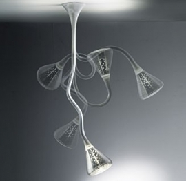 Artemide LED Pipe Suspension