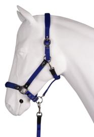 HORKA Halsterset Ride More Royal Blue