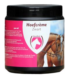Excellent Hoefcreme 500ml  | Zwart