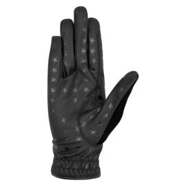 Imperial Riding Handschoenen Soft star | Zwart