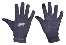 Red Horse Handschoenen Kids | Navy