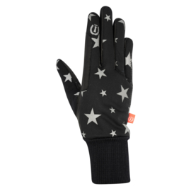 Imperial Riding Handschoenen Elegant Star | Black