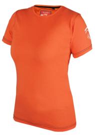 KNHS- T-shirt DAMES  Oranje