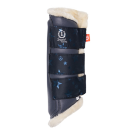 Imperial Riding Tendon Boots Ambient stars up Navy