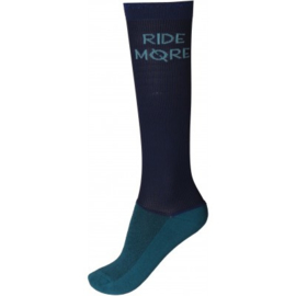 HORKA Sokken Ride More | Summer Blue