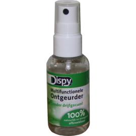 Dispy® Natuurlijke Multifunctionele Ontgeurder | 50ml