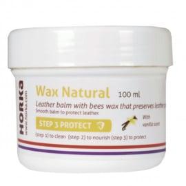 HORKA Wax Lederbescherming naturel | 125gr