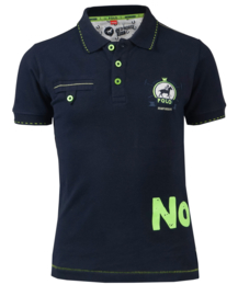 Red Horse Jongens Polo Luka | Navy