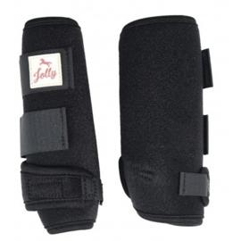 HORKA  Beenbeschermer Jolly Set van 2 | Zwart